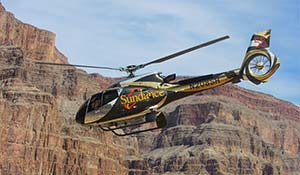 All American helicopter tour.