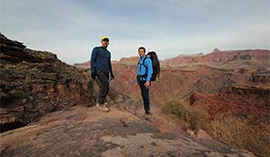 Hiking the South Kaibab Trail in Grand Canyon