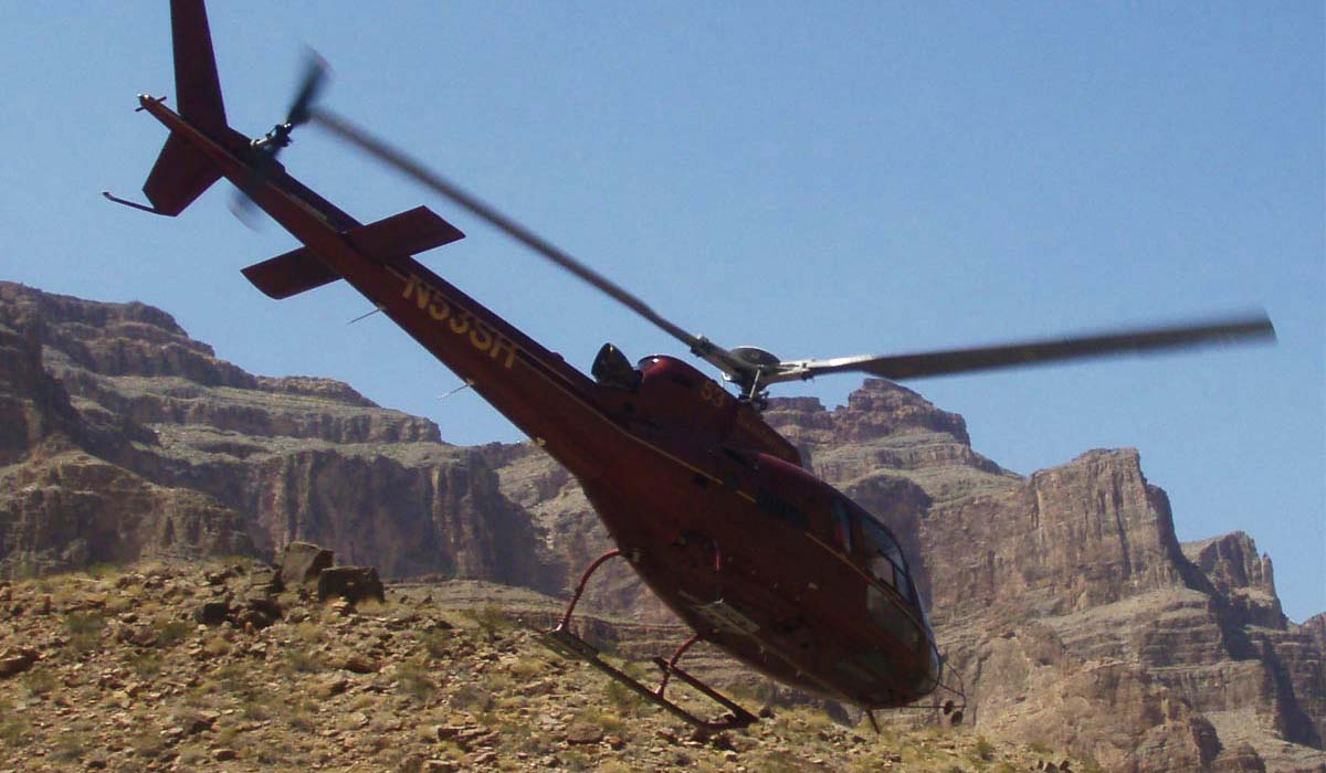 Grand Canyon Helicopter From Las Vegas  Find The Best Tours