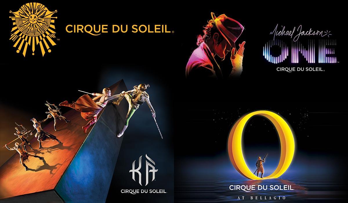 Las Vegas Cirque Du Soleil