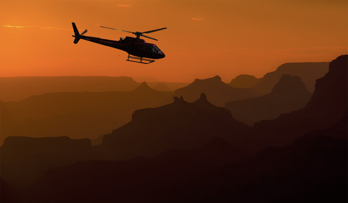 grand canyon helicopter from las vegas - find the best tours
